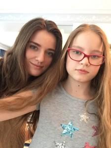 Yulia and Maria